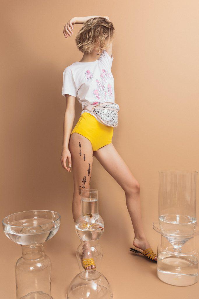 LevinCoco majica meduza
