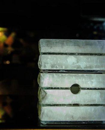 Handmade stone aroma lamp diffuser