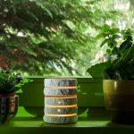 Unique Essential oil diffuser stone lamp